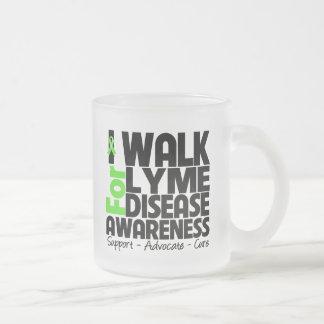 I Walk For Lyme Disease Awareness Coffee Mug