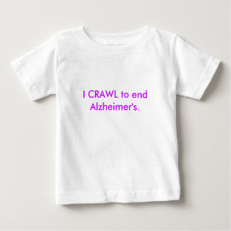 I walk for my... tees