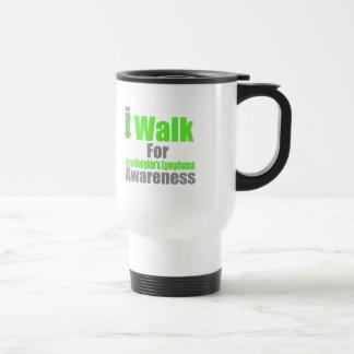 I Walk For Non-Hodgkin's Lymphoma Awareness Mug