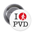 """I Walk Providence"" Button"