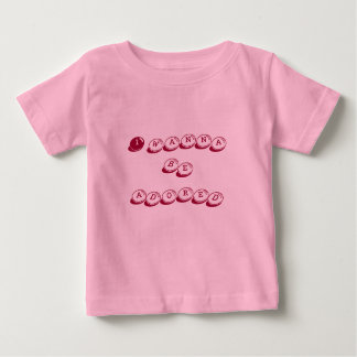 I wanna be adored t shirt