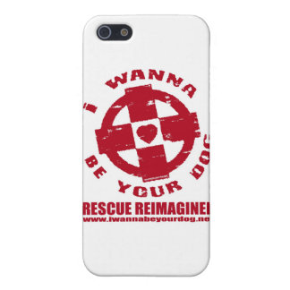 I WANNA BE YOUR DOG iPhone 5 COVER