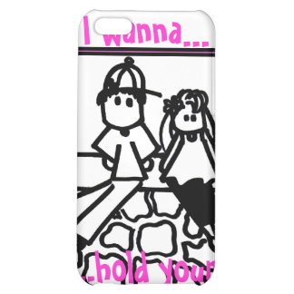 I Wanna Speck Case Case For iPhone 5C