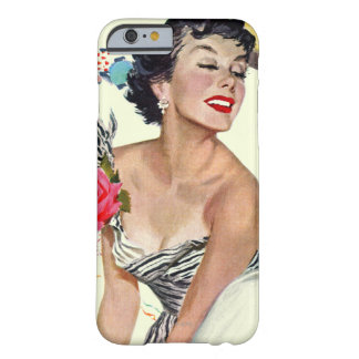 I Want a Man Barely There iPhone 6 Case