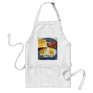 i-want-me-bacon-and-egg... standard apron