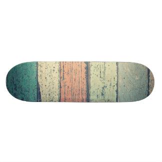 "I Want Music - Pro Skateboard Wood Layers 8½"""