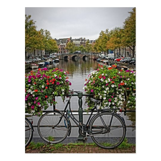I Want to Ride My Bicycle in Amsterdam