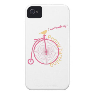 I Want To Ride My... iPhone 4 Cases