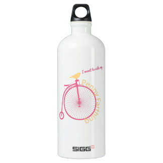 I Want To Ride My... SIGG Traveller 1.0L Water Bottle