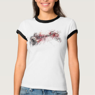 I want to tear down... (painting adaptation) T-Shirt