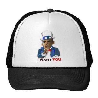 I Want You Cap