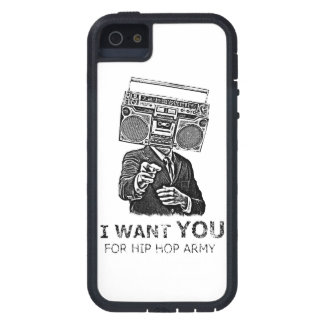 I want you for hip-hop army iPhone 5/5S cases