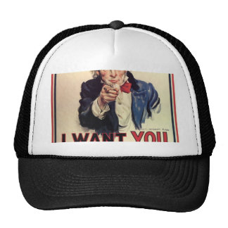 I want you hat