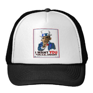 I Want You in Unions Cap