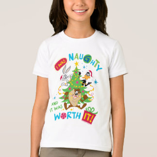 I Was Naughty T-Shirt