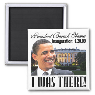 I Was There! Magnet (white house)