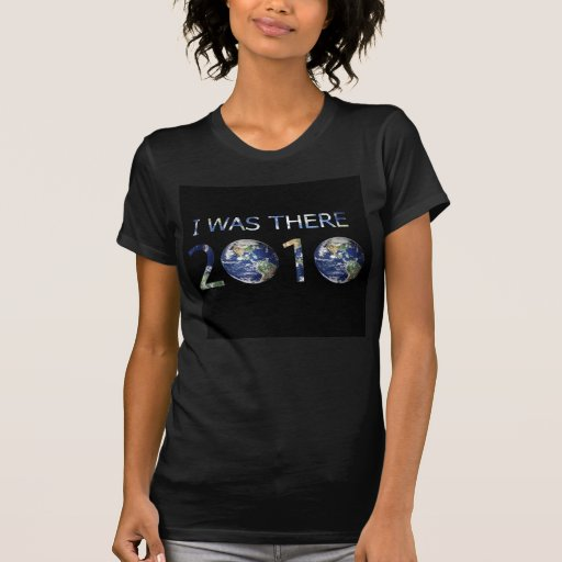 I WAS THERE TEES