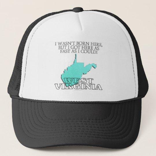 I wasn't born here...West Virginia Cap