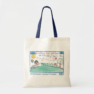 I Water Our Garden with My Pail Tote Bag