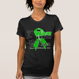 I Wear a Green Ribbon For My Niece T-Shirt