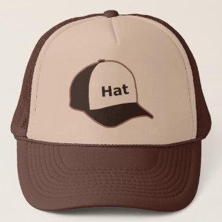I Wear a Hat brown version