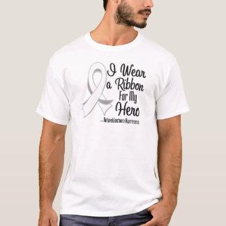 I Wear a Ribbon For My Hero - Retinoblastoma T-Shirt