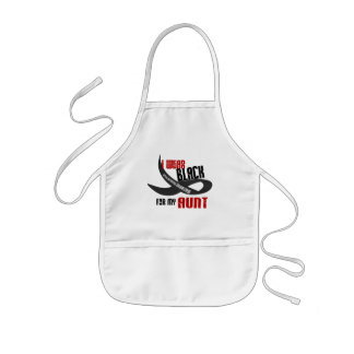 I Wear Black For My Aunt 33 Aprons
