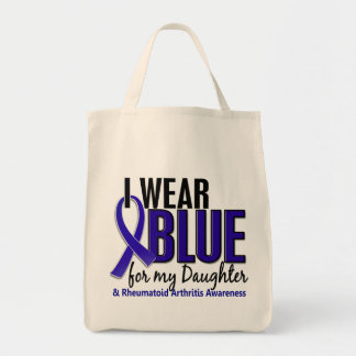 I Wear Blue Daughter Rheumatoid Arthritis RA