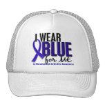 I Wear Blue Me Rheumatoid Arthritis RA Cap