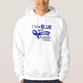 I Wear Blue Nephew 42 Ankylosing Spondylitis Pullover