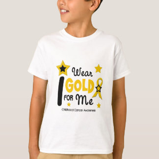 I Wear Gold For Me 12 STAR VERSION T-Shirt