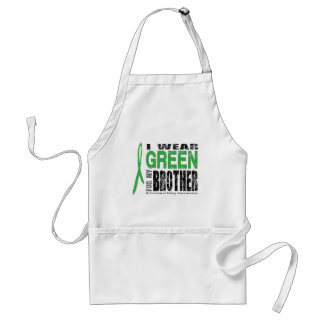 I wear green for CP Aprons