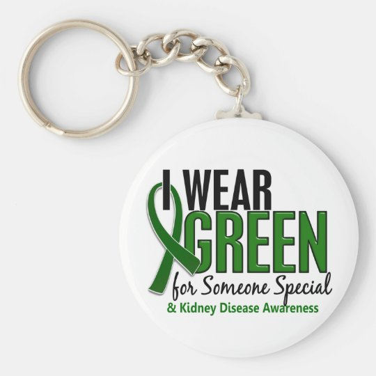 I Wear Green For Someone Special10 Kidney Disease