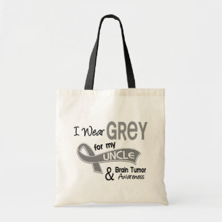 I Wear Grey 42 Uncle Brain Tumor