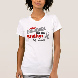 I Wear Grey For My Brother In Law T-Shirt