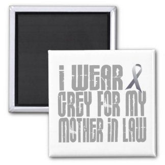 I Wear Grey For My MOTHER-IN-LAW Fridge Magnets