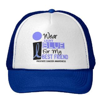 I Wear Light Blue For My Best Friend 9 PC Cap