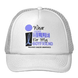 I Wear Light Blue For My Boyfriend 9 PC Trucker Hat