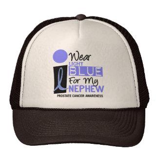 I Wear Light Blue For My Nephew 9 PC Trucker Hat