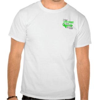 I Wear Lime Green 42 Friend Lyme Disease T-shirt