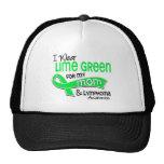 I Wear Lime Green 42 Mum Lymphoma
