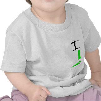 I Wear Lime Green 42 Nana Lyme Disease T-shirt