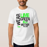I Wear Lime Green For My Mother-in-Law Lymphoma T-shirts