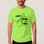I Wear Lime Green For My Niece - Lymphoma Shirt