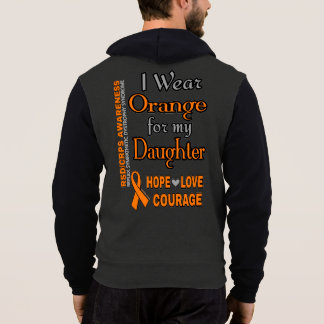I Wear Orange for...Daughter Hoodie