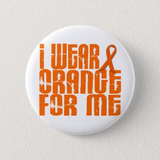 I Wear Orange For Me 16 6 Cm Round Badge