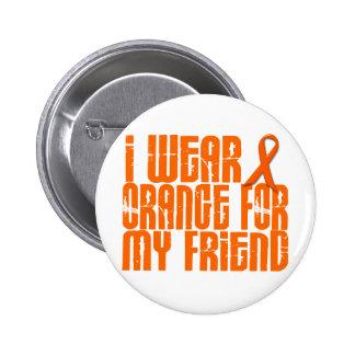 I Wear Orange For My Friend 16 Pins