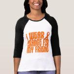 I Wear Orange For My Friend 16 T-shirts