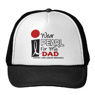 I Wear Pearl For My Dad 9 Trucker Hats