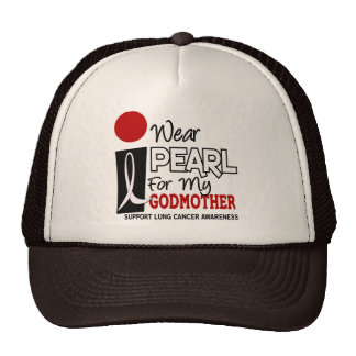 I Wear Pearl For My Godmother 9 Trucker Hat